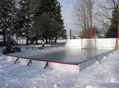 Rink Backyard by Ultimate 7 Ply Liners