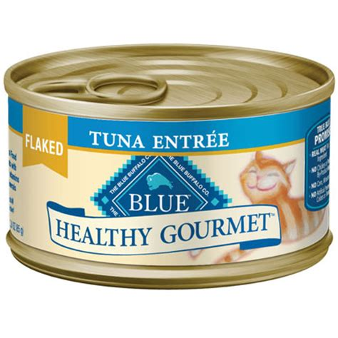 blue buffalo healthy gourmet flaked wet cat food