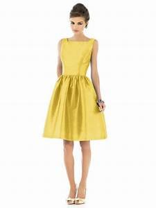 robe jaune cocktail With robe de cocktail combiné avec bracelet hipanema jaune