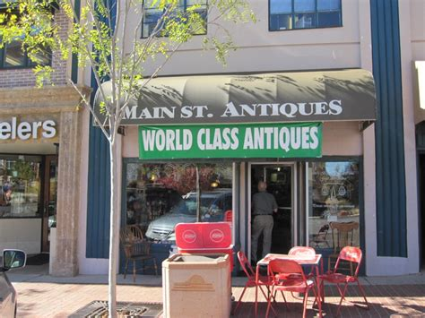 antique store  st george utah main street antiques