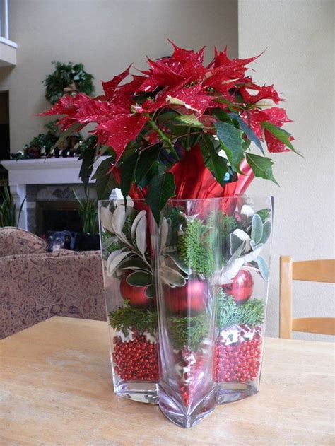 ideas  christmas vases  pinterest wine