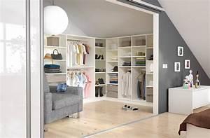 Begehbarer Kleiderschrank Dachgeschoss : ankleidezimmer gestalten leicht gemacht ~ Sanjose-hotels-ca.com Haus und Dekorationen