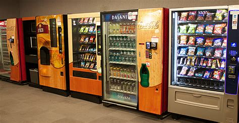 af vending services university  houston