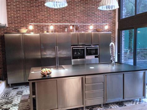 inox cuisine gamme meuble bas cuisine inox table de lit
