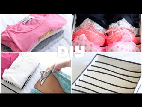 clothes organization diy clothing drawer organization tips talbott Diy