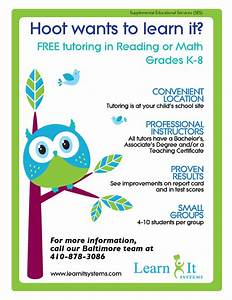 15 cool tutoring flyers 9 tutoring pinterest pto With math tutoring flyer template