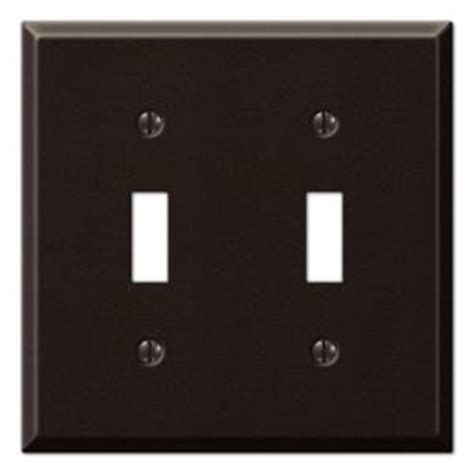 creative accents wall plates creative accents steel 2 toggle wall plate antique