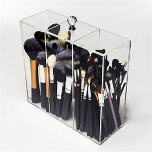 Rangement De Maquillage : rangement pour pinceaux avec couvercle ~ Melissatoandfro.com Idées de Décoration