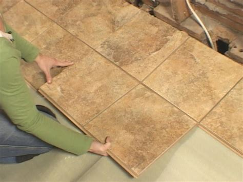 How To Install Snap Together Tile Flooring  Howtos Diy
