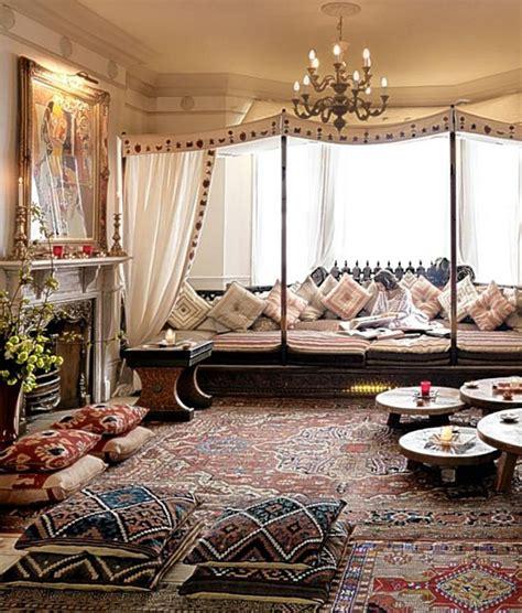 Moroccan Inspired Living Room Design Ideas Interiorholicm