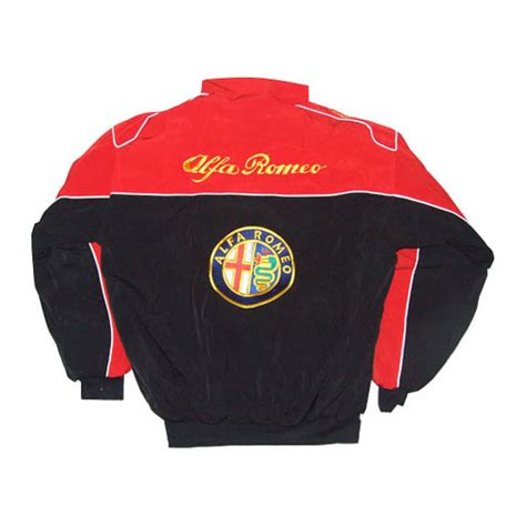 Alfa Romeo Apparel by Alfa Romeo Apparel Black And Nascarracingappeal