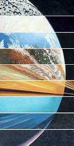 The planets, aligned : space