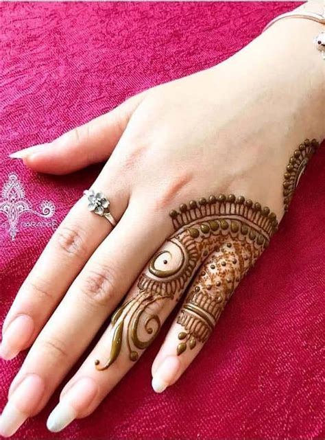beautiful mehandi designs hand jewelry ideas