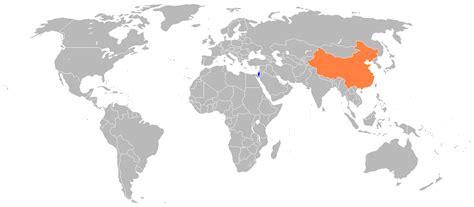 china world map