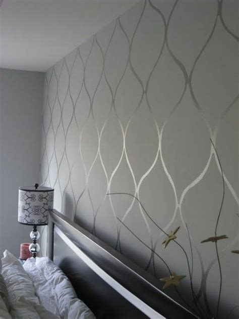 tapisserie chambre à coucher adulte les 25 meilleures idées concernant chantemur papier peint