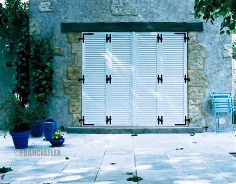 portes fen 234 tres cloisons on doors shutters and folding doors