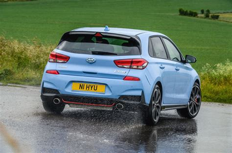 The n unique can be found on the hitting reddish. Hyundai i30 N 2020 UK review | Autocar