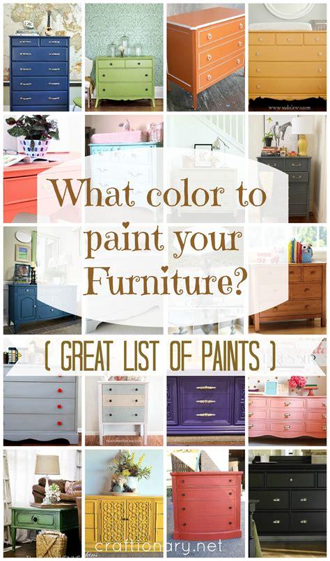 furniture colors furniture paint colors on primitive paint