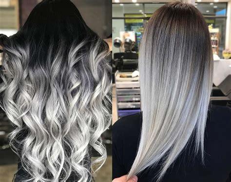 glamouroese ombre haare  sind ombre frisuren und wie