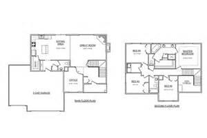 Custom Built Home Floor Plans Happe Homes The Keystone 2127 Custom Built Floor Plan