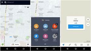 Here We Go Gps : best navigation apps for android ubergizmo ~ Medecine-chirurgie-esthetiques.com Avis de Voitures