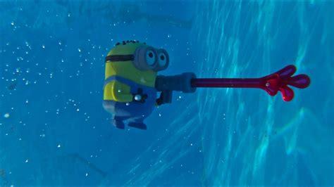 minion summer gopro hero black edition underwater