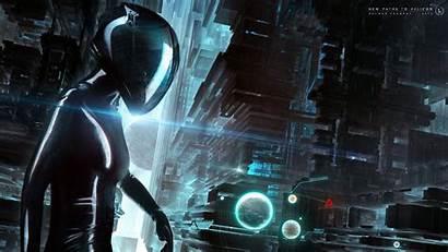 Sci Fi Cyborg Robot Futuristic Wallpapers Wallpaperup