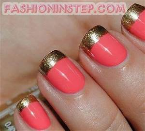 Simple Nail Art Designs for Beginners to Do At Home ...