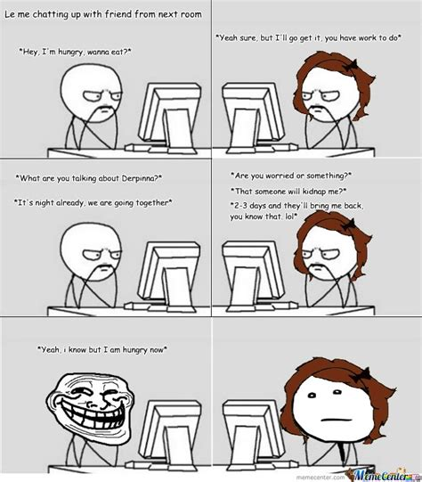 Meme Chat - chatting with friend by madarazx meme center