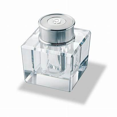 Inkwell Staedtler Crystal Lead Fountain Glass Pen