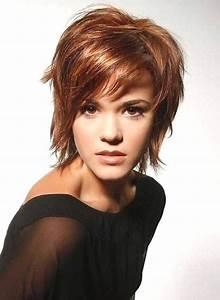 Coloration Cheveux Court : couleur cheveux court 2018 coupes de cheveux pour cheveux courts ~ Melissatoandfro.com Idées de Décoration