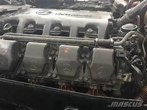 Mercedes-benz Om502la Euro5    Om 502 La Euro 5    Motores