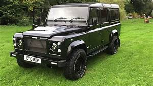 Land Rover Defender 110 Twisted Upgrades