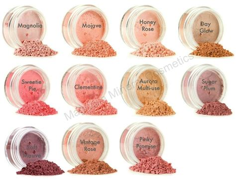 mineral makeup essential beauty kit smm cosmetics