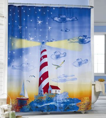 lighthouse shower curtain shower curtains lighthouse decoration news