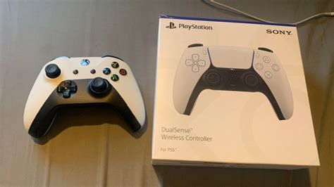 Playstation 5 Customer Scammed By Ps5 Themed Xbox Series X