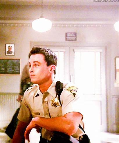 Parrish Teen Wolf Jordan Deputy Ryan Kelley