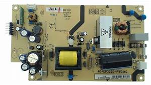 Tcl Tv Model Le32hde3000tbaa Power Supply Board Part Number 08