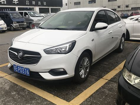 Buick Excelle by Buick Excelle
