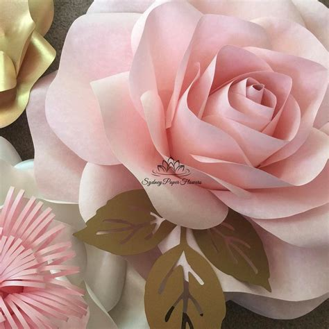 roses    images paper flower template