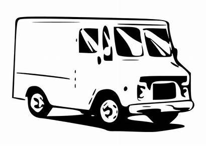 Van Coloring Delivery