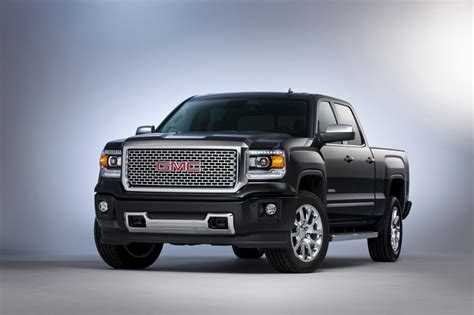 2015 luxury trucks 2015 gmc sierra elevation edition gm authority