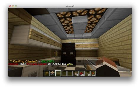 Minecraft Kitchen Cooker by Minecraft Modern Redstone Houses Design Functional