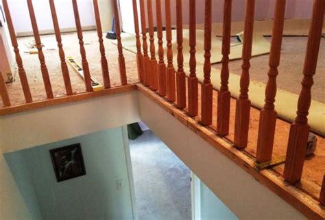 installing laminate flooring  floor edge