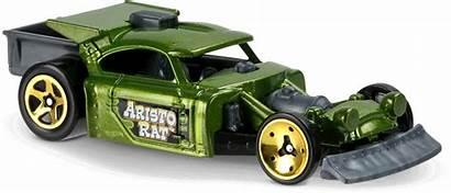 Rat Aristo Wheels Hotwheels