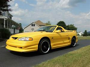 1994 Ford Mustang Gt Convertible - 2 Owner - Low Miles