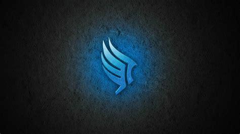 Blue Gaming Wallpaper