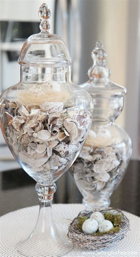 Bathroom Apothecary Jar Ideas by Home Tour Best Jar Fillers And Apothecaries Ideas
