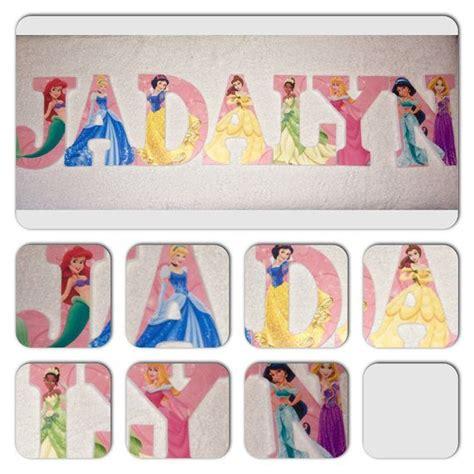 disney princess letters custom wooden letters princess disney cinderella 21377