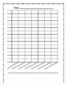 temperature line graph template - blank bar graph template 7 columns by mrs cassady tpt